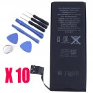 10 Pcs Lot 1560mAh Li-ion Internal Replacement Battery w/Flex for iPhone 5S OY