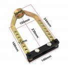 9 Holes Transmission Drive Shaft Removal CV Joint Puller Propshaft Separator OY