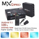 MXQ Pro Android TV Box S905 4K Digital TV Streaming Box Quad Core Android 5.1 OY
