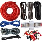 SoundBox Connected 4 Gauge Amp Kit Amplifier Install Wiring Complete 4 Ga Wire B