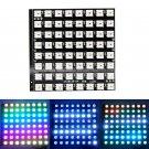 8x8 64 bit Matrix WS2812B WS2812 LED 5050 RGB Full Color Development Board Panel