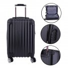 20 Inch ABS Universal Travel On Road Luggage Trolley Suitcase Protecting Case OY