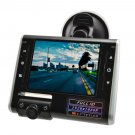 1080P Swing Lens Full HD Dash Cam Video Recorder Car Camera Vehicle DVR LCD OY