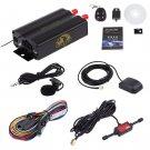 Car GPS Tracker GPS GSM GPRS Tracking Device Auto Vehicle TK103B