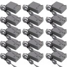 20x Wall Home Travel Charger AC Power Adapter for Nintendo DSi  XL 3DS 3DS XL