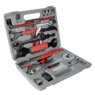 44PC Bike Cycling Bicycle Maintenance Repair Hand Wrench Tool Kit Set Box Case O