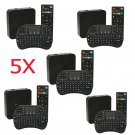 5X  Quad Core Android 4.4 8G Smart TV Box MINI Mouse Keyboard