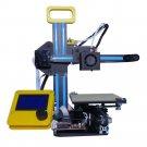 Mini Desktop 3D Printer Metal Frame Structure DIY High Accuracy Extruder OY