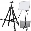 Artist Field Studio Display Painting Adjustable Tripod Board Stand Easel BY