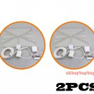2 X 50 Mile Digital Ultra-Thin Indoor HDTV Antenna Amplified W 20 Coax Cable BY