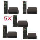 5x 2017 4k Android 5.1 Smart TV BOX Latest 16 Fully Loaded Quad Core WIFI OY