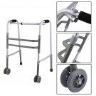 Medical Equipment Health Care Drive Foldable Adjustable Old Walking Aid Walker Y