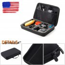 Large Shockproof Protective Carry Case Bag for GoPro Hero1 2 3 3+4 Accessories Y