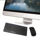Mini 2.4G DPI Wireless Keyboard and Optical Mouse Combo for Tablet Desktop PC