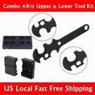 3 Combo Gunsmith Armorers Tool Kit ar15 Lower & Upper Vise Block & Wrench