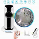 360 Degree WiFi Fisheye IP Camera Baby Monitor Home Security Camera 2 Way Audio