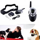Waterproof 1000 Yard Dog Shock Training Collar with Remote Rechargeable 4level