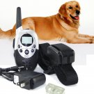 1000 Yard Waterproof Shock Vibra Remote Training Collar for Small Med Large Dog