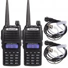 2x Baofeng UV 82L V UHF 136 174 4 00 520 MHz Ham Two way Radio Walkie Talkie OU