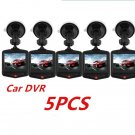 2.7 HD 1080P Car DVR CCTV Dash Camera G-sensor Night Vision Recorder Black