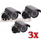 1200TVL HD Color Outdoor CCTV Surveillance Security Camera 36IR Night Video