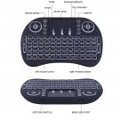 Mini i8 2.4GHz Backlit Wireless Keyboard Touchpad for PC Smart TV Box Tablet