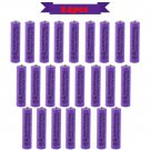 24PCS AAA 1800mAh 1.2 V Ni MH Rechargeable Battery Cell Purple for MP3 RC Toys