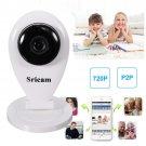 sricam Mini HD 720P Wifi IR IP Camera H 264 P2P Dual Filter Two Way Audio