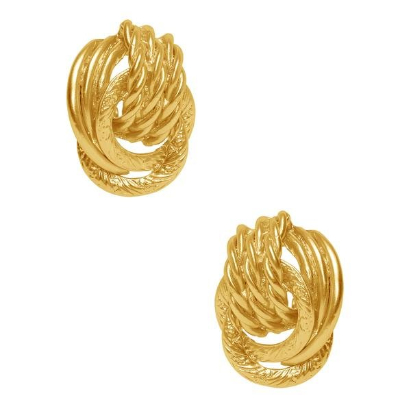 The Evelyn Clip On Earrings, Karine Sultan