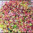 'haywire' glitter mix