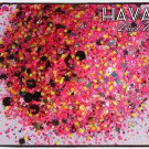 'havana' glitter mix