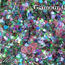 'glamour queen' glitter mix