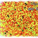 'one love' glitter mix