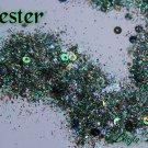 'jester' glitter mix