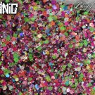 'sonic' glitter mix