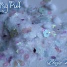 'daisy puff' glitter mix