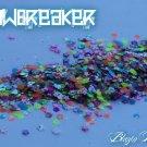 'jaw breaker' glitter mix