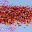 'summer nights' glitter mix