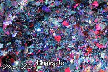 'charade' glitter mix
