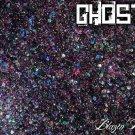 'ghost' glitter mix