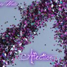 'affection' glitter mix