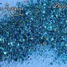 'river rampage' glitter mix