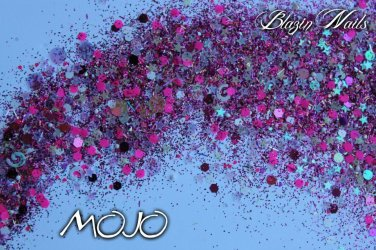 'mojo' glitter mix