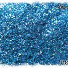'cobalt crush' glitter mix