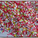 'watermelon sherbet' glitter mix