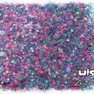 'wise up' glitter mix