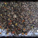 'wild cat' glitter mix