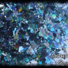 'amphitrite' glitter mix