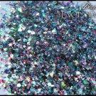 'black market' glitter mix