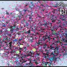 'riddle' glitter mix